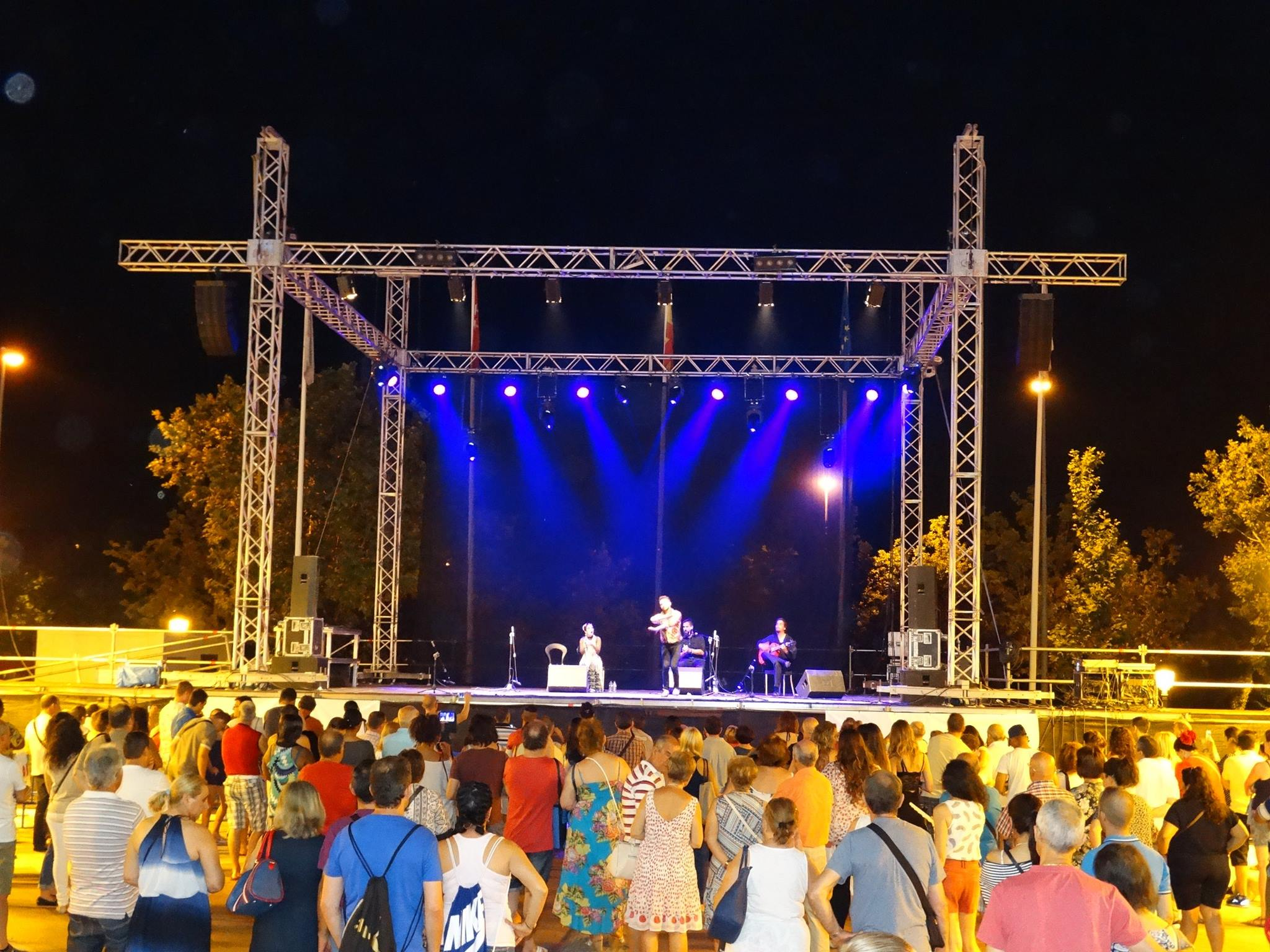 espectáculos flamencos en Madrid